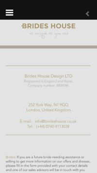BRIDES HOUSE screenshot 3