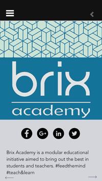 Brix Academy screenshot 1