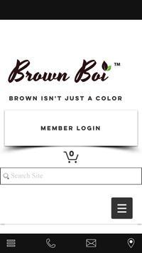 BrownBoi poster
