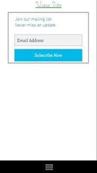 BRS United Mobile App screenshot 1
