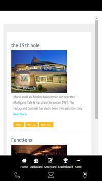 Golf 247 Test App apk screenshot