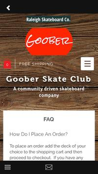 Goober Skate Club apk screenshot