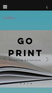 go print poster
