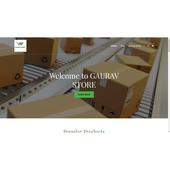 GauravStore Shopping App icon