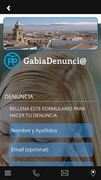 gabiadenuncia screenshot 1