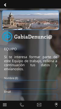 gabiadenuncia screenshot 4