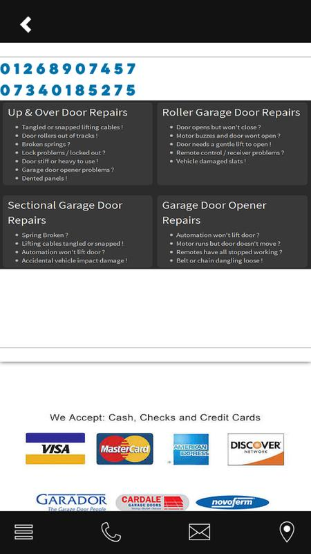 Garage Door Repairs Essex Apk Download Free Business App For