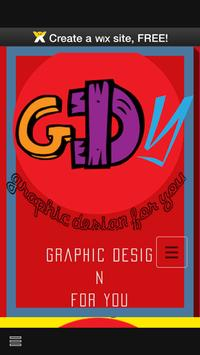 GDY poster