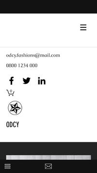 Get Your Shop On At ODCY poster