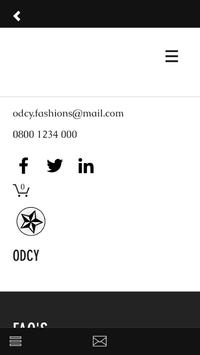 Get Your Shop On At ODCY apk screenshot