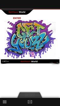 GetYourz World poster