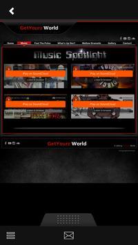 GetYourz World apk screenshot