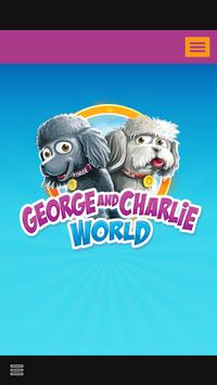 George and Charlie poster