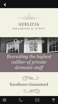 gerlicia household staff apk screenshot