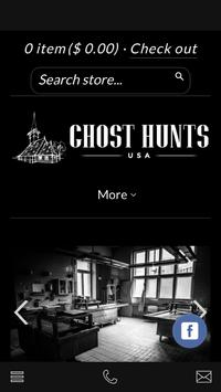 Ghost Hunts USA poster