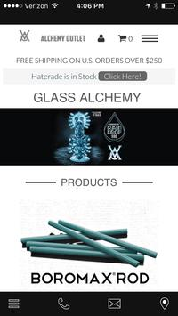 Glass Alchemy poster