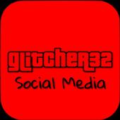 glitcher32 Social icon