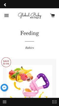 Global Baby Boutique apk screenshot