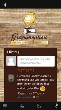 Grammophon Gernsbach apk screenshot