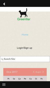 Greentter apk screenshot