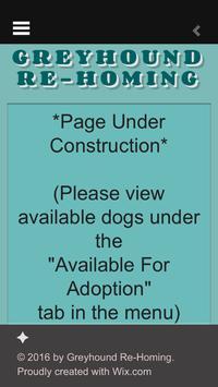 Greyhound ReHoming screenshot 2