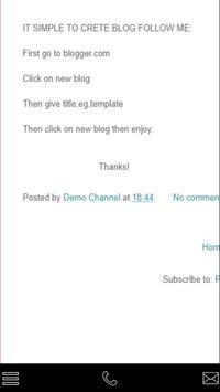 guide to make website apk screenshot