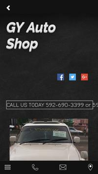 GY Autoshop apk screenshot