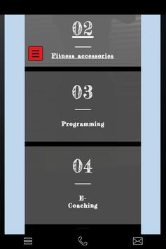 GymFit World apk screenshot