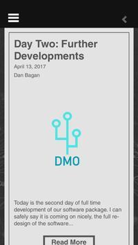 DMO Solutions apk screenshot