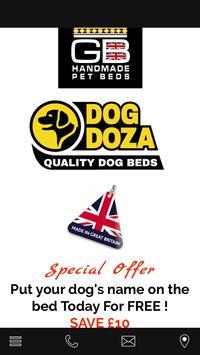 Dog Bed Shop UK poster