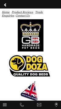 Dog Bed Shop UK screenshot 1