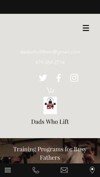 Dads Who Lift poster