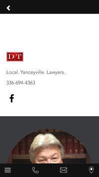 Daniel Thomas Law App apk screenshot
