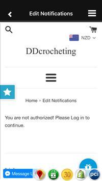 DDcrocheting poster