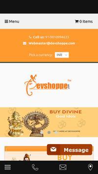 Devshoppe poster