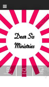 Dear Sis poster
