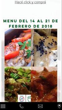 de la Olla Viandas Saludables poster