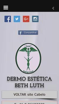 Dermo Estetica Beth Luth poster
