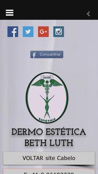 Dermo Estetica Beth Luth apk screenshot