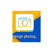 Design photography icon