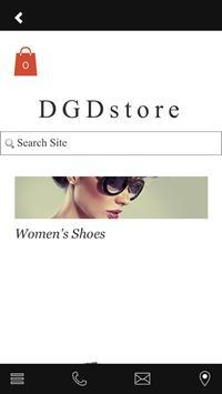 DGDstore screenshot 1