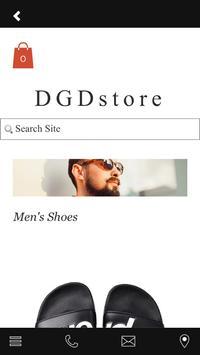 DGDstore screenshot 2