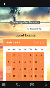Divine Yoga SF screenshot 5