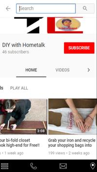 DIY with Hometalk poster