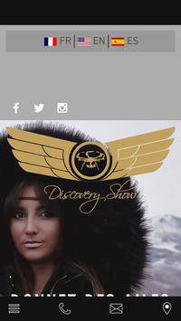 discovery show poster