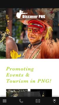 Discover PNG poster