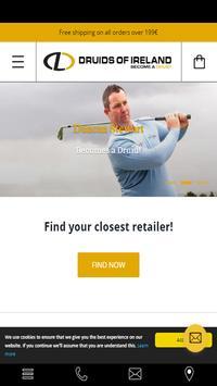 Druids Golf poster