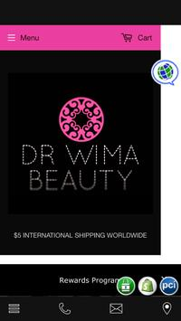 DR WIMA SHOP poster