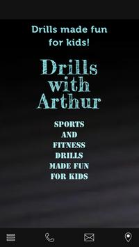 Drills with Arthur poster