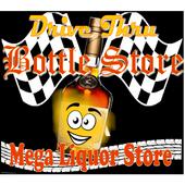 Drive Thru Bottle Store icon